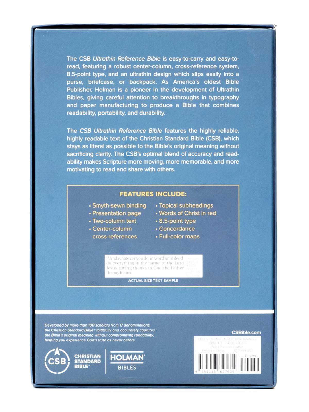 CSB Premium Ultrathin Back Cover