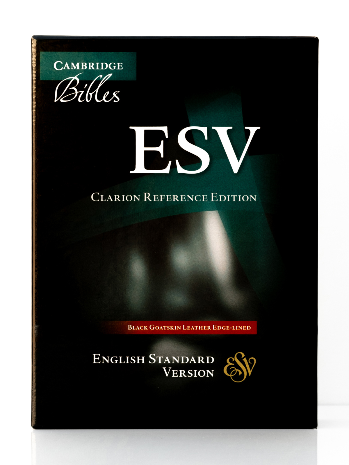 Cambridge ESV Clarion Reference Bible Front Cover