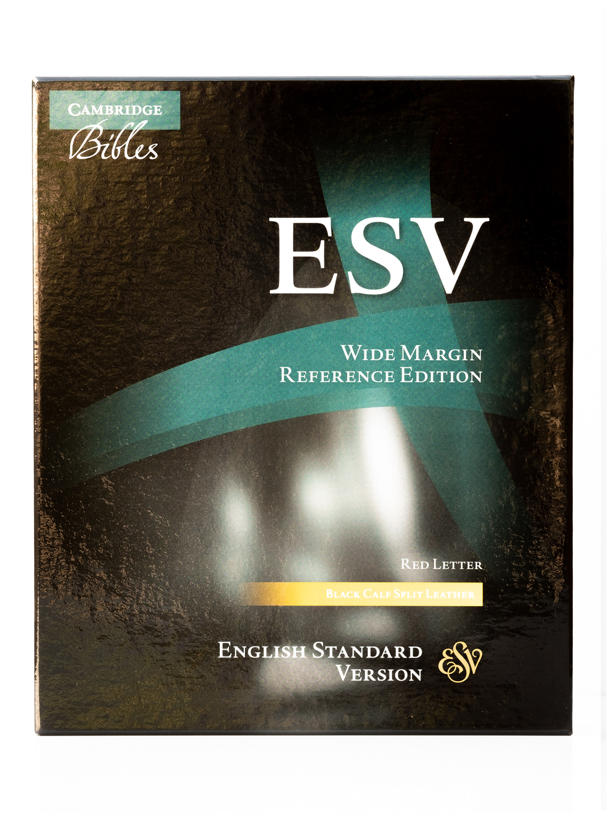 Cambridge ESV Wide Margin Front Cover