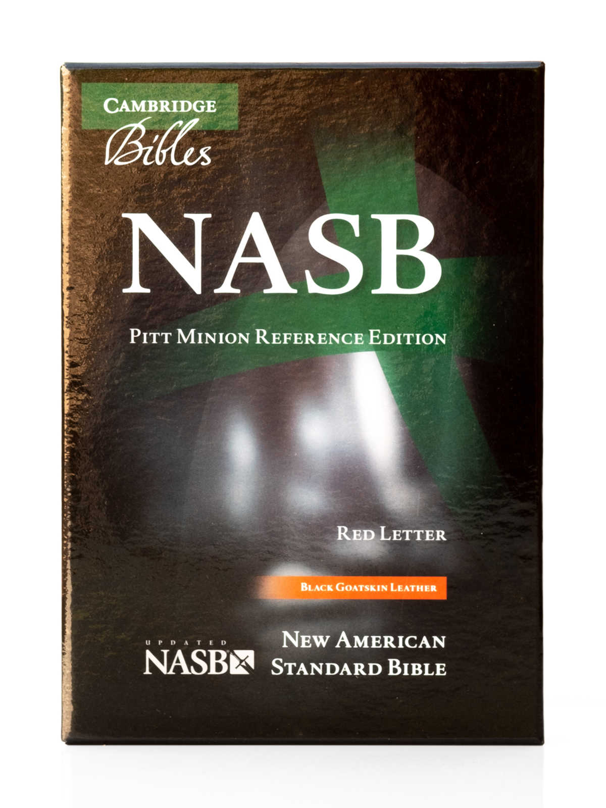 Cambridge NASB Pitt Minion Front Cover