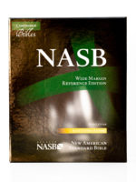 Cambridge NASB Wide Margin Front Cover