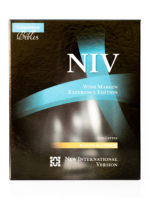 Cambridge NIV Wide Margin Front Cover