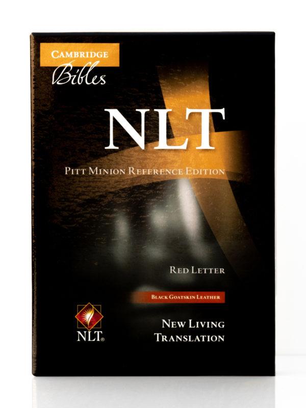 Cambridge NLT Pitt Minion Front Cover