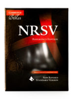 Cambridge NRSV Reference Bible Front Cover