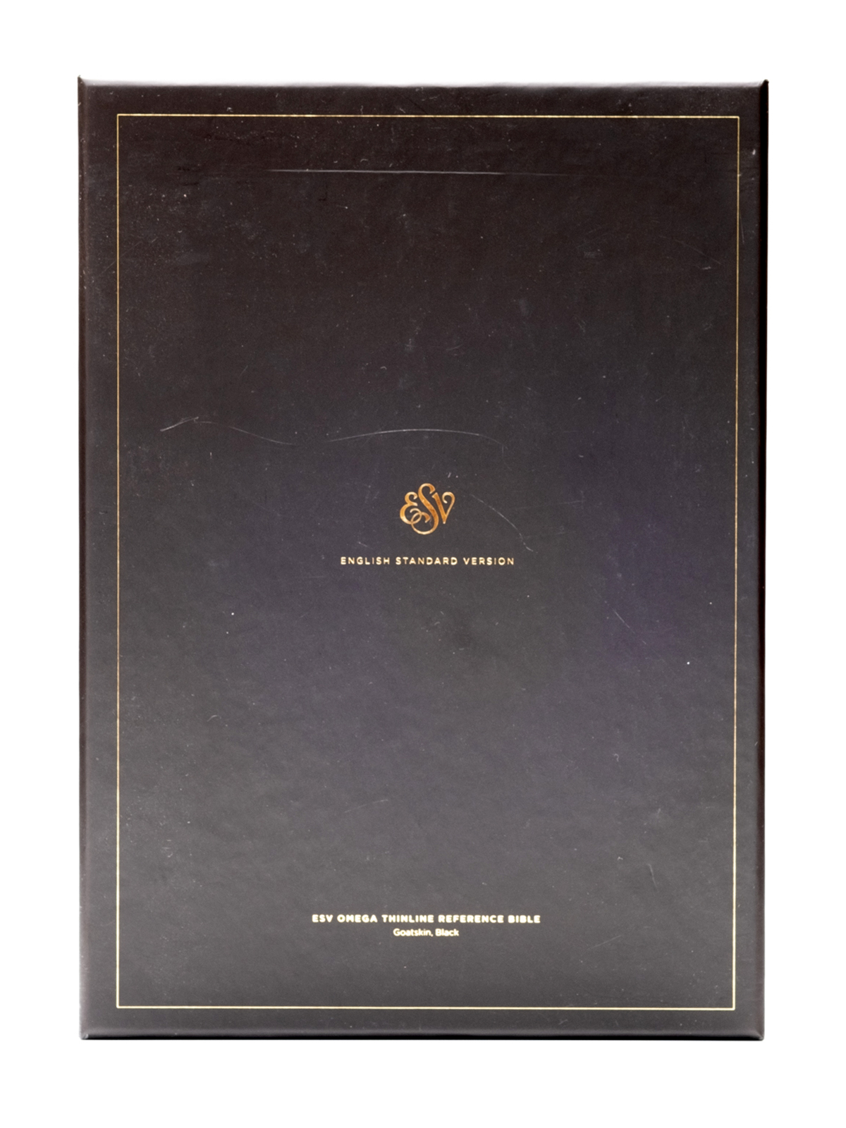 ESV Omega Bible Front Cover