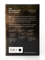 ESV Reformation Study Bible Condensed Back Cover