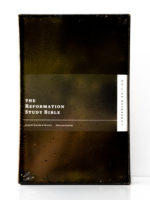 ESV Reformation Study Bible Condensed Front Cover