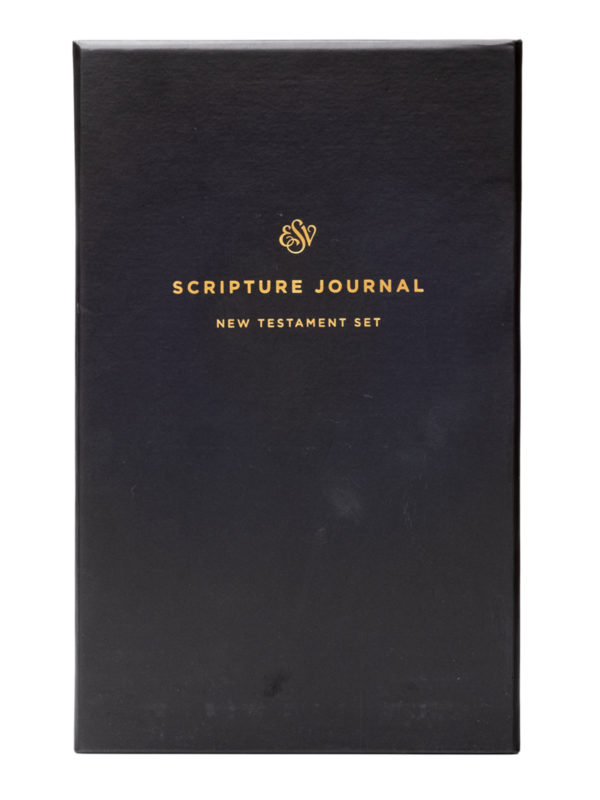 ESV Scripture Journal Set Front Cover