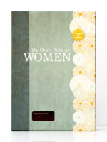 HCSB Study Bible for Woman Front Cover