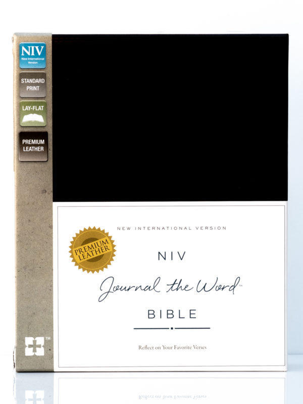 NIV Journal The Word Bible Front Cover
