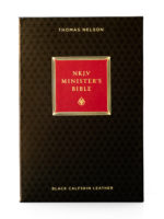 NKJV Ministers Bible Front Cover